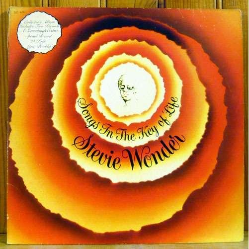 songs in the key of life orange color book 7 stevie wonder