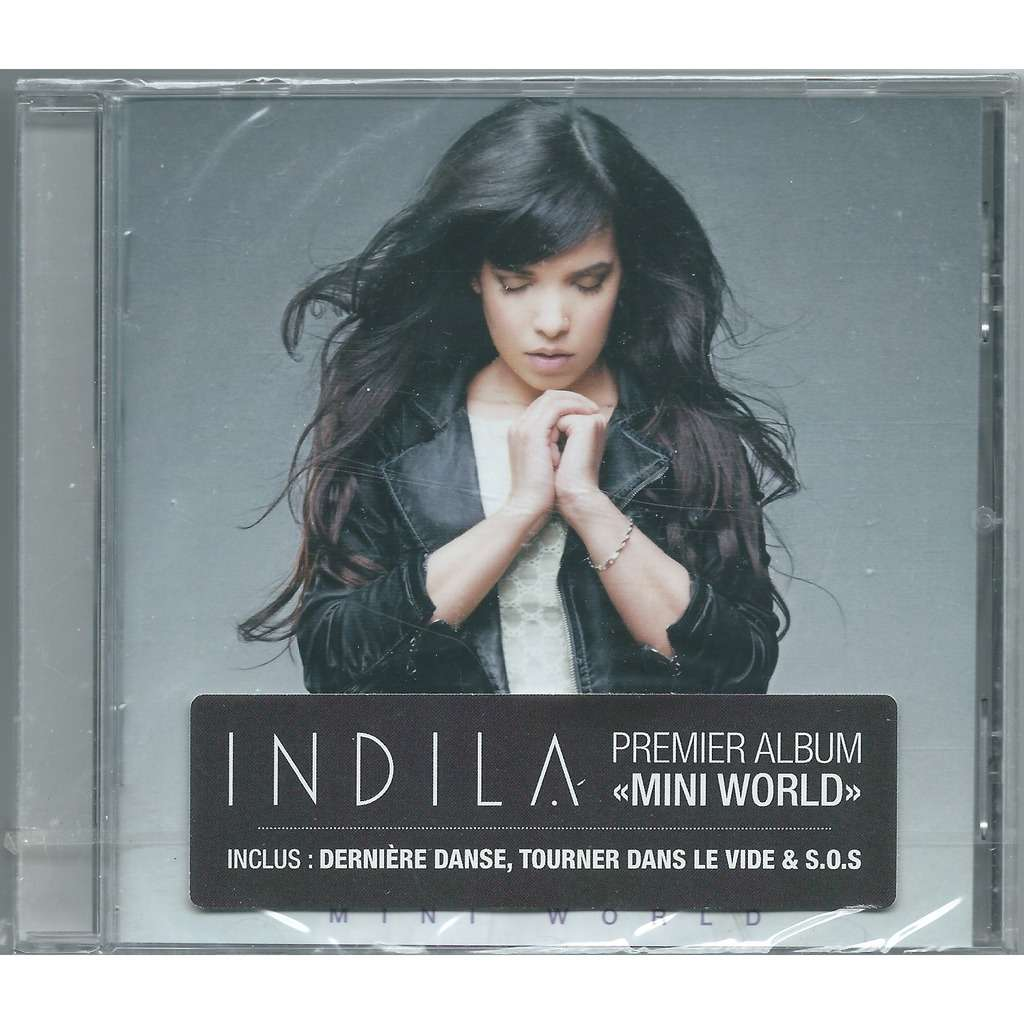 Mini World By Indila Cd With Louviers Ref117677741