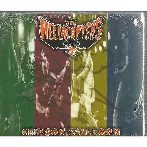 cd hellacopters