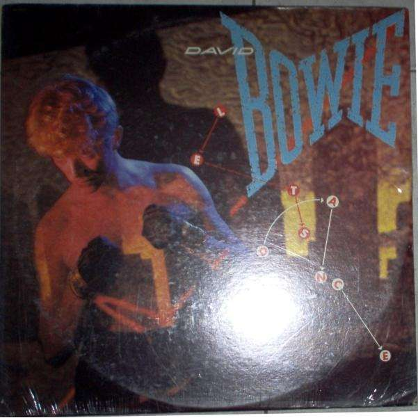David Bowie Let's dance (Philippines 1983 8-trk LP full ps-still sealed copy!!)