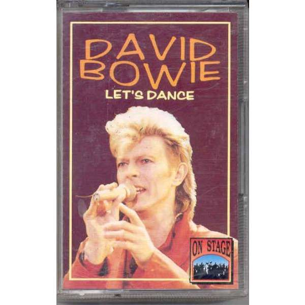 David Bowie Let's Dance (live in Montreal Canada 1987)