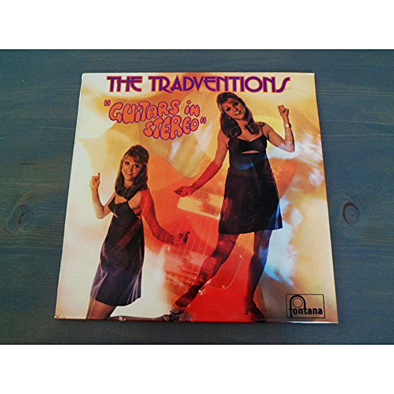 THE TRADVENTIONS Guitars in stereo