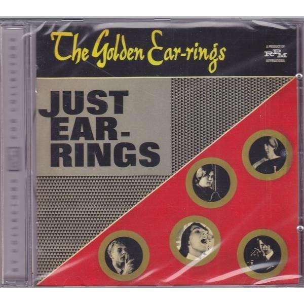 golden earrings just ear-rings