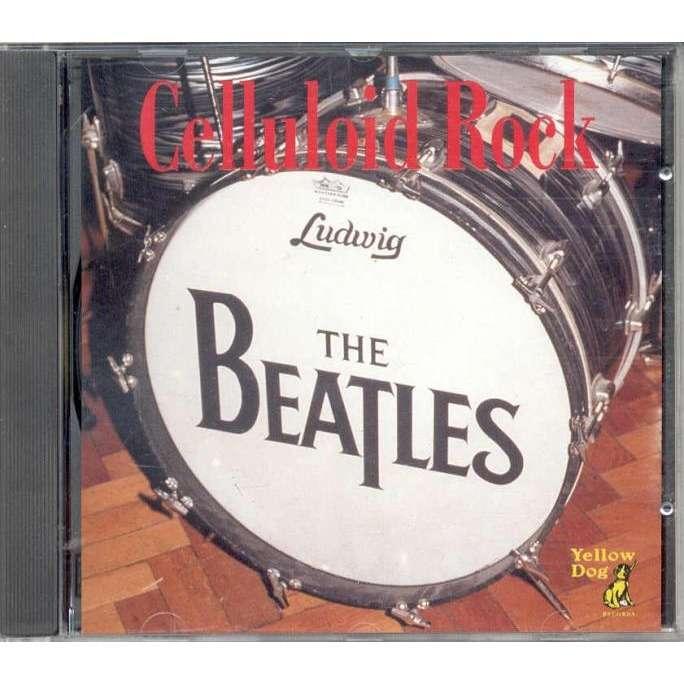 Beatles Celluloid Rock (Yellow Dog lbl 1991 Ltd 15-trk CD ps)
