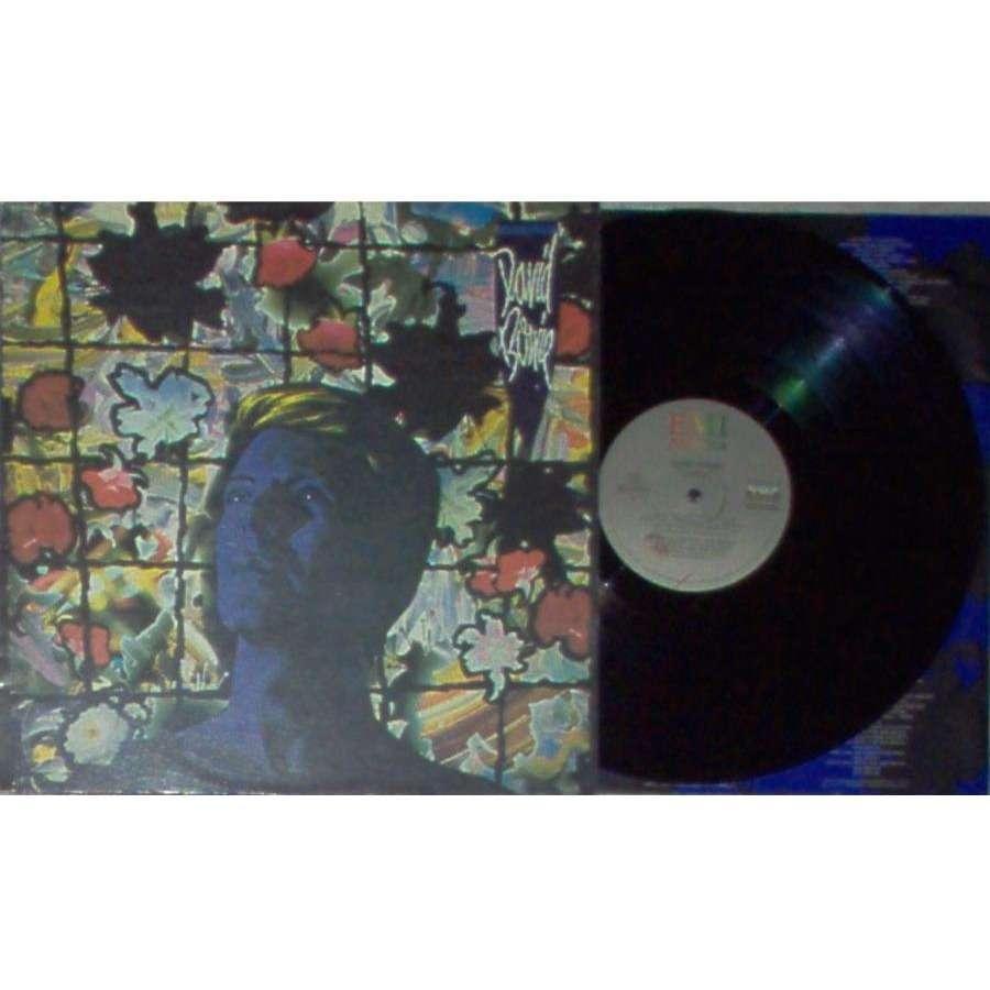 David Bowie Tonight (Italian 1984 9-trk LP full ps & inner slv)