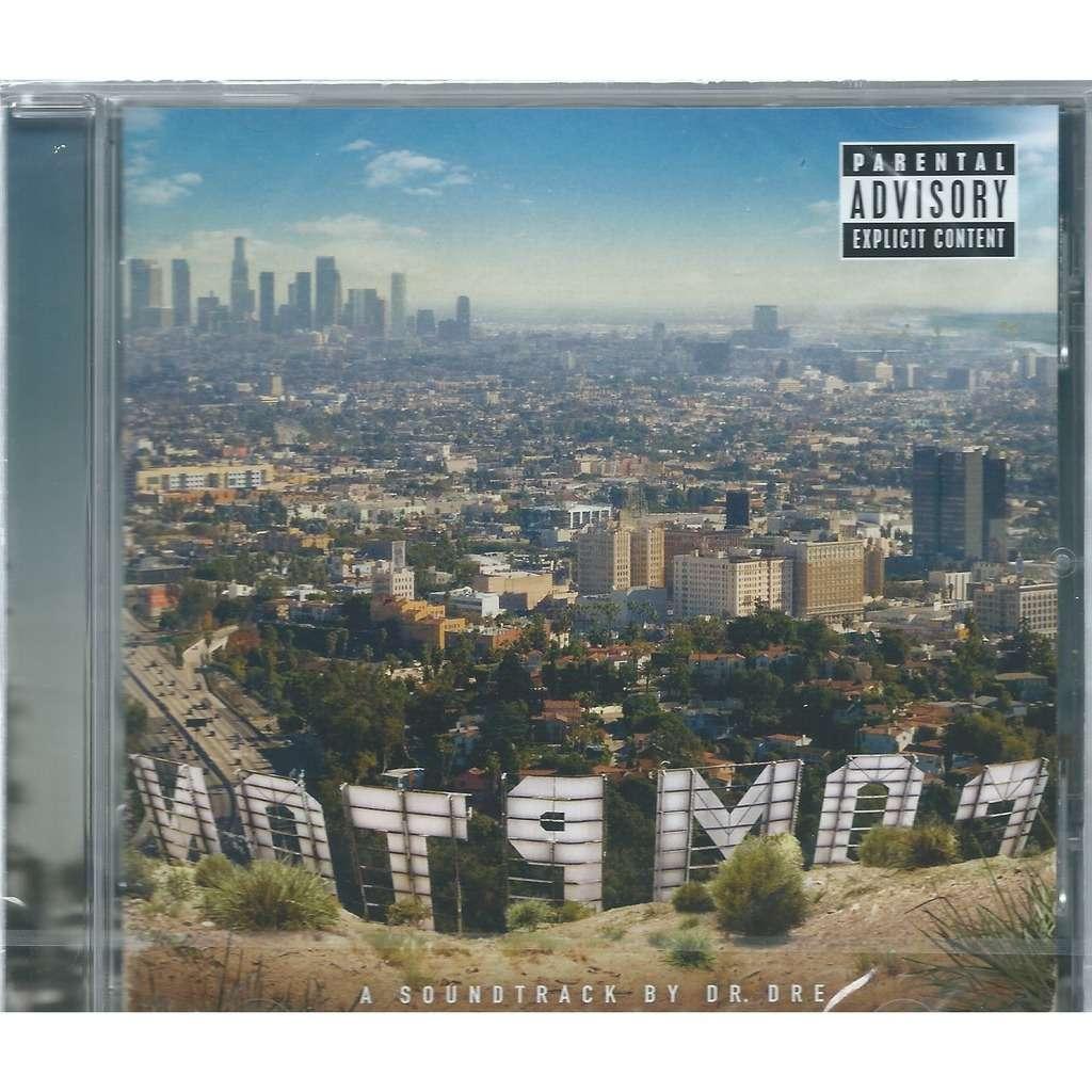 Dr. Dre Compton (A Soundtrack By Dr. Dre)