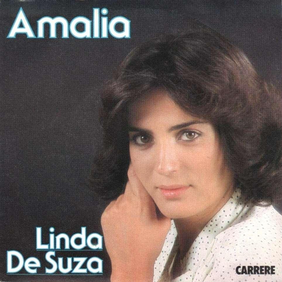 LINDA DE SUZA amalia / les oeillets rouges