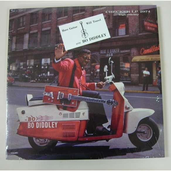 bo diddley have guitar will travel