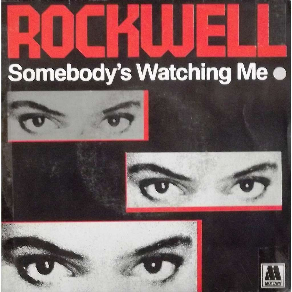 Somebody S Watching Me By Rockwell Sp With Vinyl59 Ref