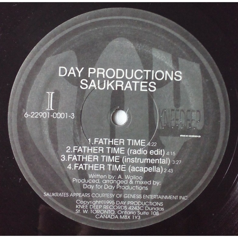saukrates father time instrumental