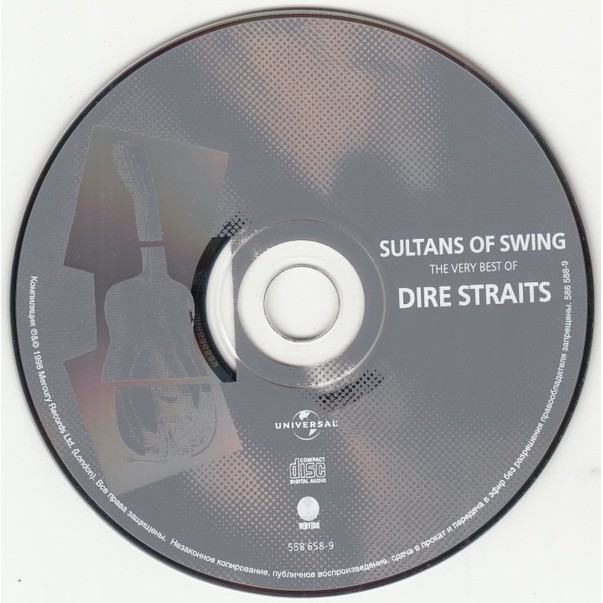 Sultans Of Swing The Very Best Of Dire Straits By Dire