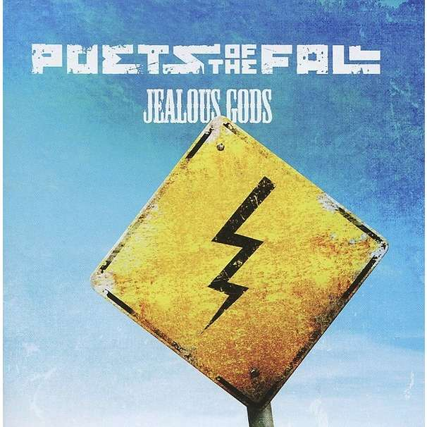 Jealous Gods By Poets Of The Fall Cd With Techtone11
