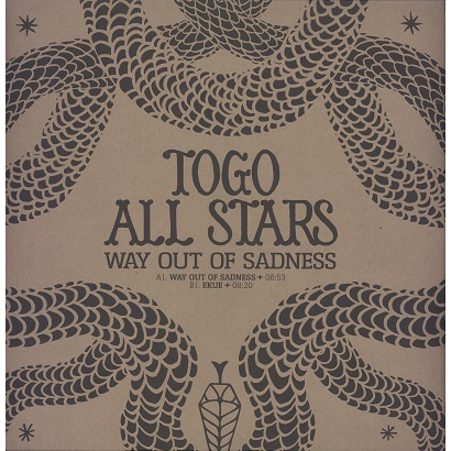 Togo All Stars Way out of sadness EP