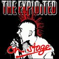 THE EXPLOITED - On Stage (lp) Ltd Edit Coloured Vinyl -U.K - LP