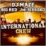 DJ MAZE BIG RED - international crew - 33 Tours