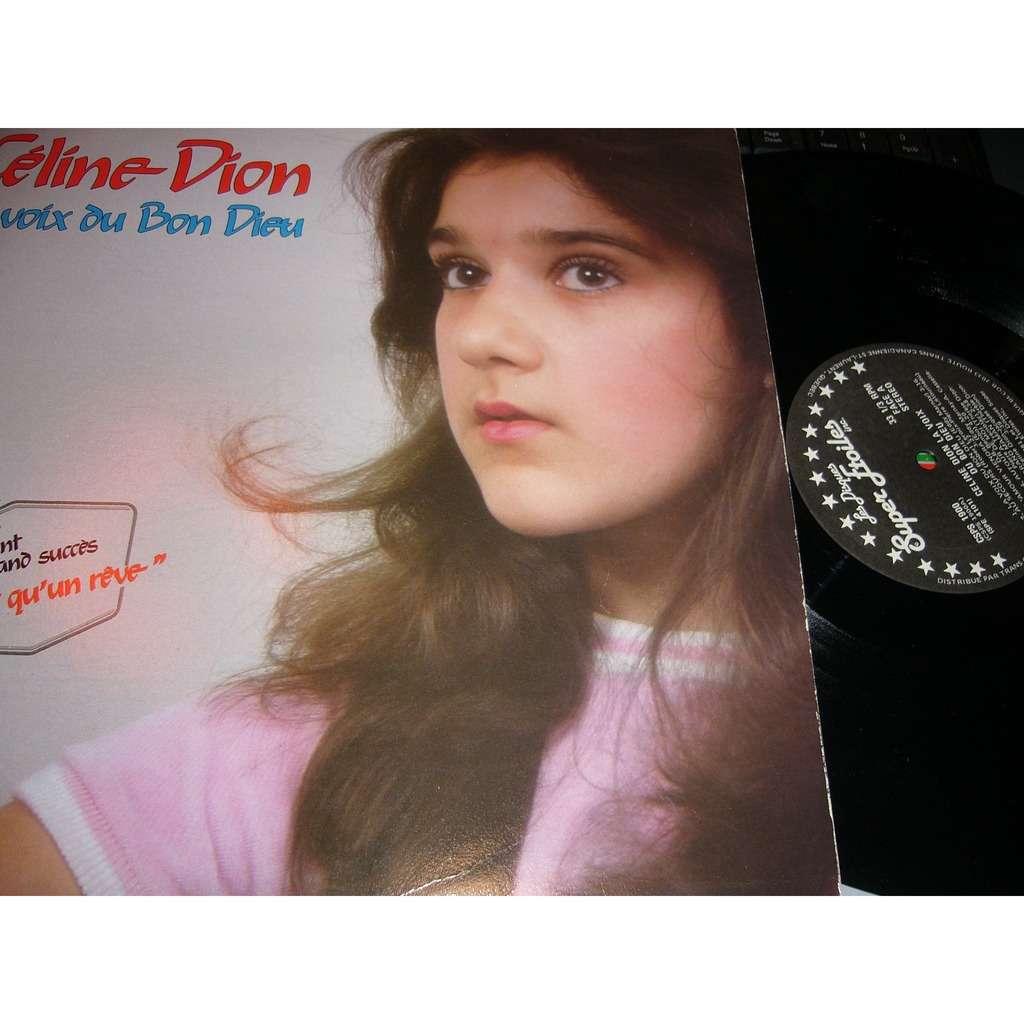 Céline Dion La voix du bon Dieu