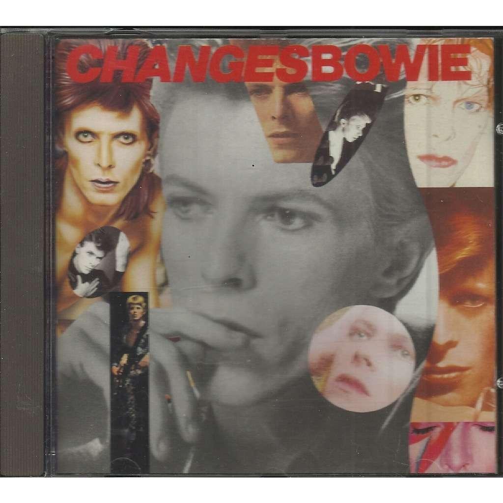 Bowie David Changes Bowie