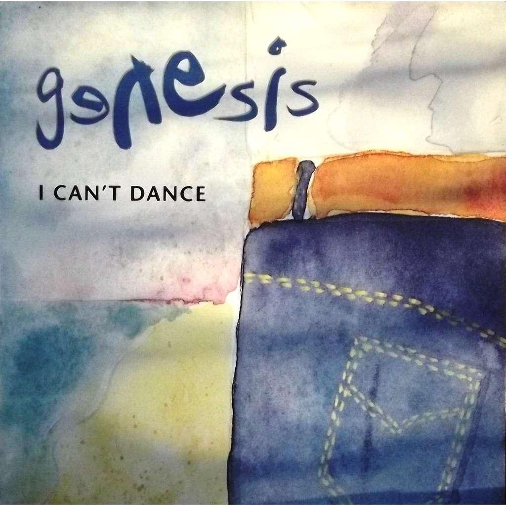 I Can T Dance Von Genesis Sp Bei Vinyl59 Ref 117713020