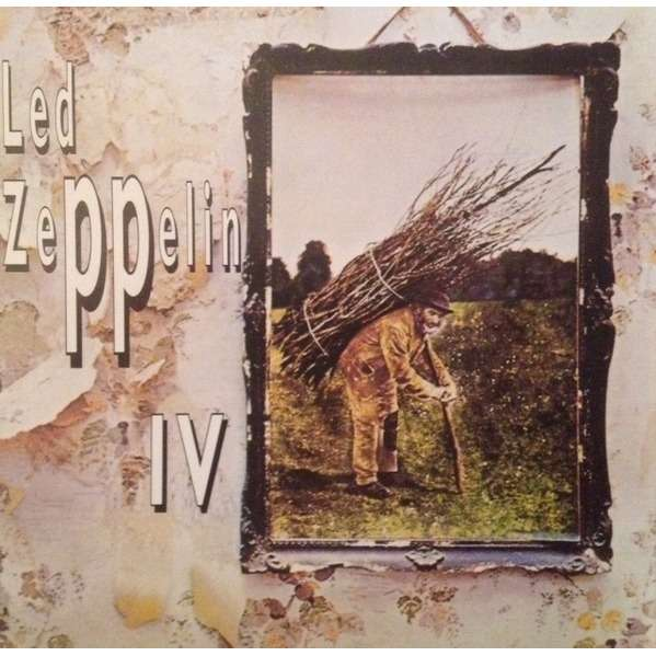 Led Zeppelin - Iv Single