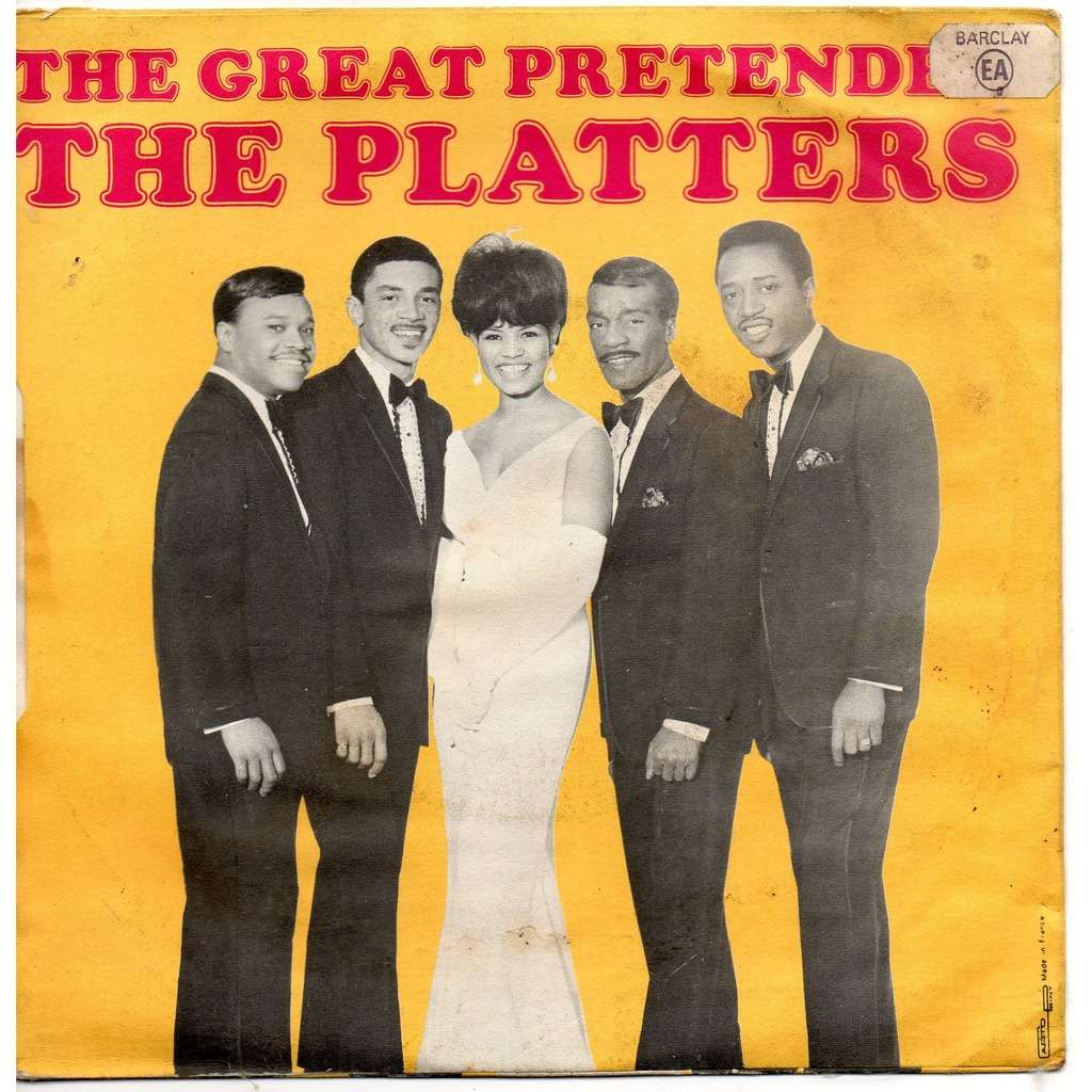 Only You The Great Pretender The Platters 7 Sp