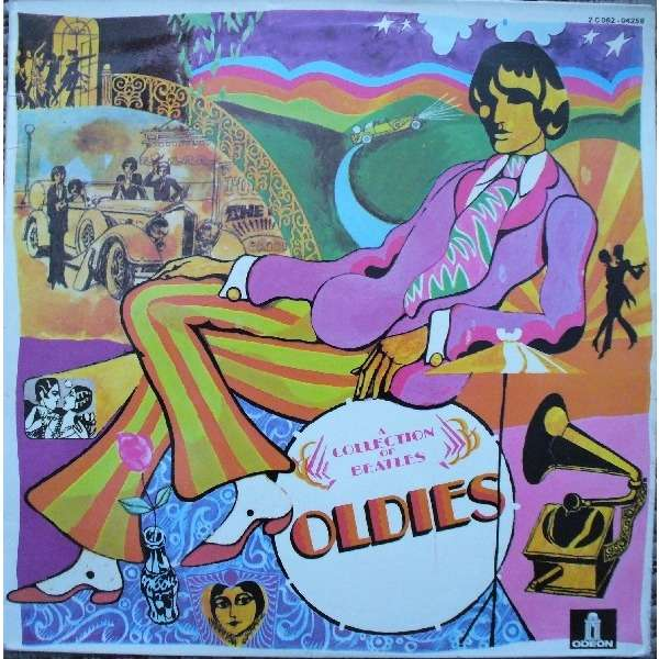 BEATLES A COLLECTION OF BEATLES OLDIES