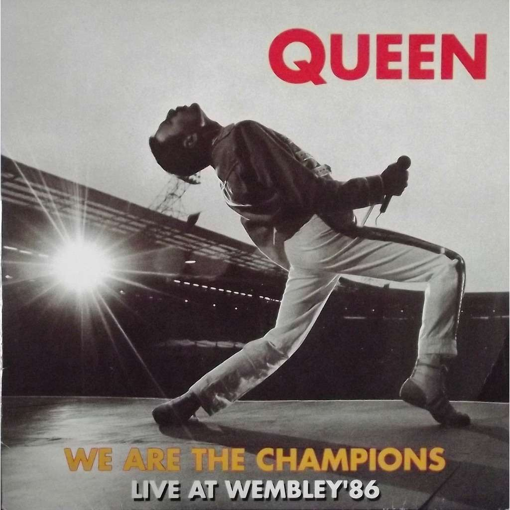 We Are The Champions  Queen  VAGALUME