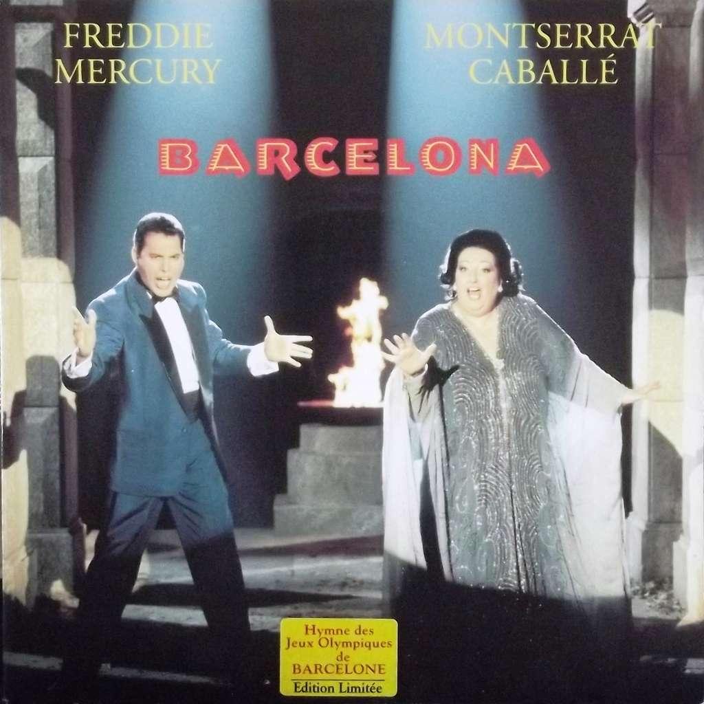 Barcelona By Freddie Mercury Queen Sp With Vinyl59