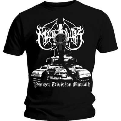 Panzer Division T-shirt T-shirts Fanartikel & Merchandise Marduk