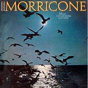 maryse / ennio morricone Music For Orchestra And Voice