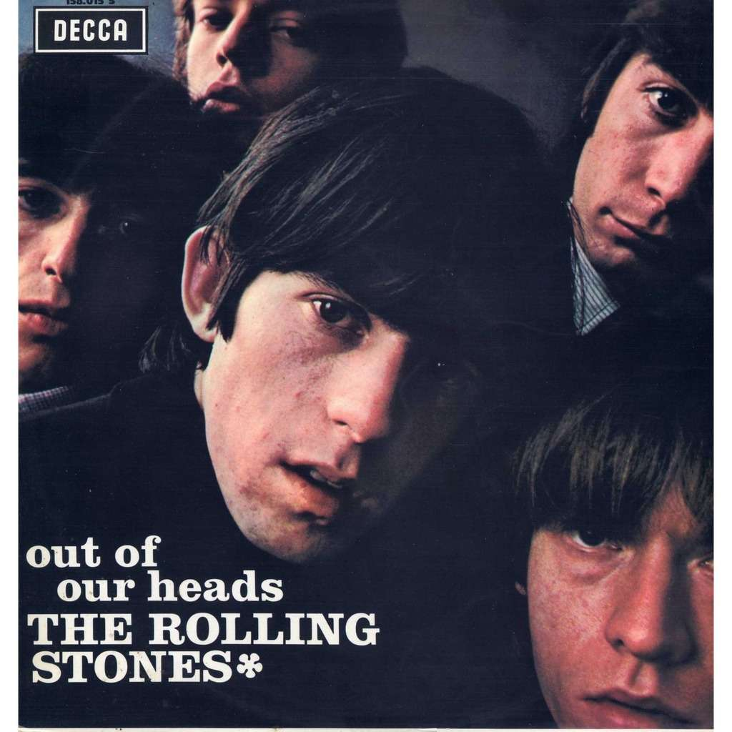 Out Of Our Heads By Rolling Stones Lp With Charlyx Ref