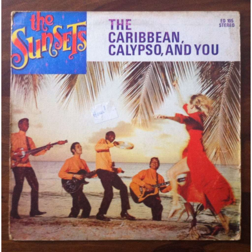 the sunsets of barbados the caribbean calypso, and you