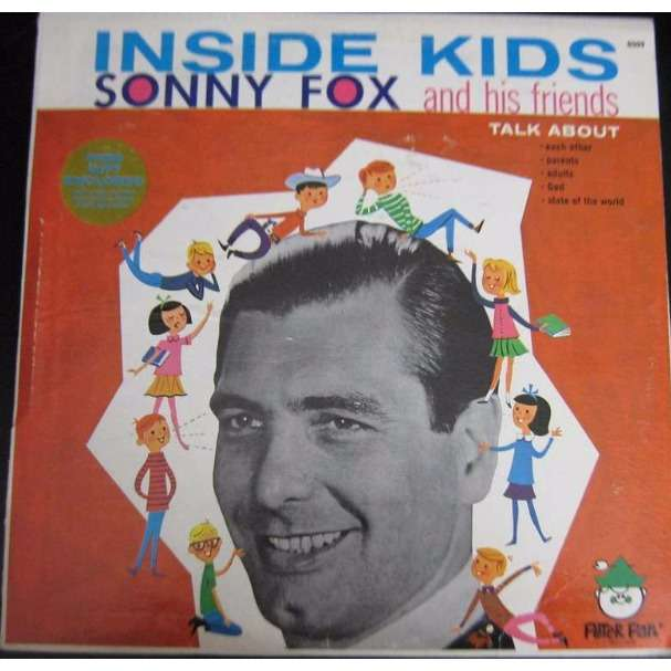 sonny fox and the friends inside kids