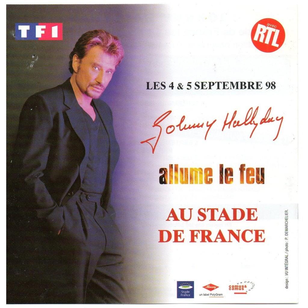 Johnny Hallyday Ce Que Je Sais / Nos Limites