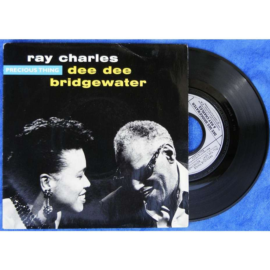 ray charles precious thing / sunset an blue
