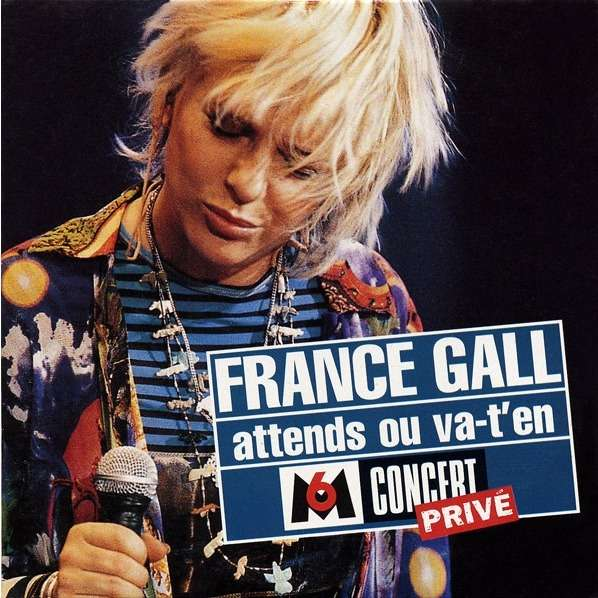 France Gall Attends Ou Va-T'En / diego