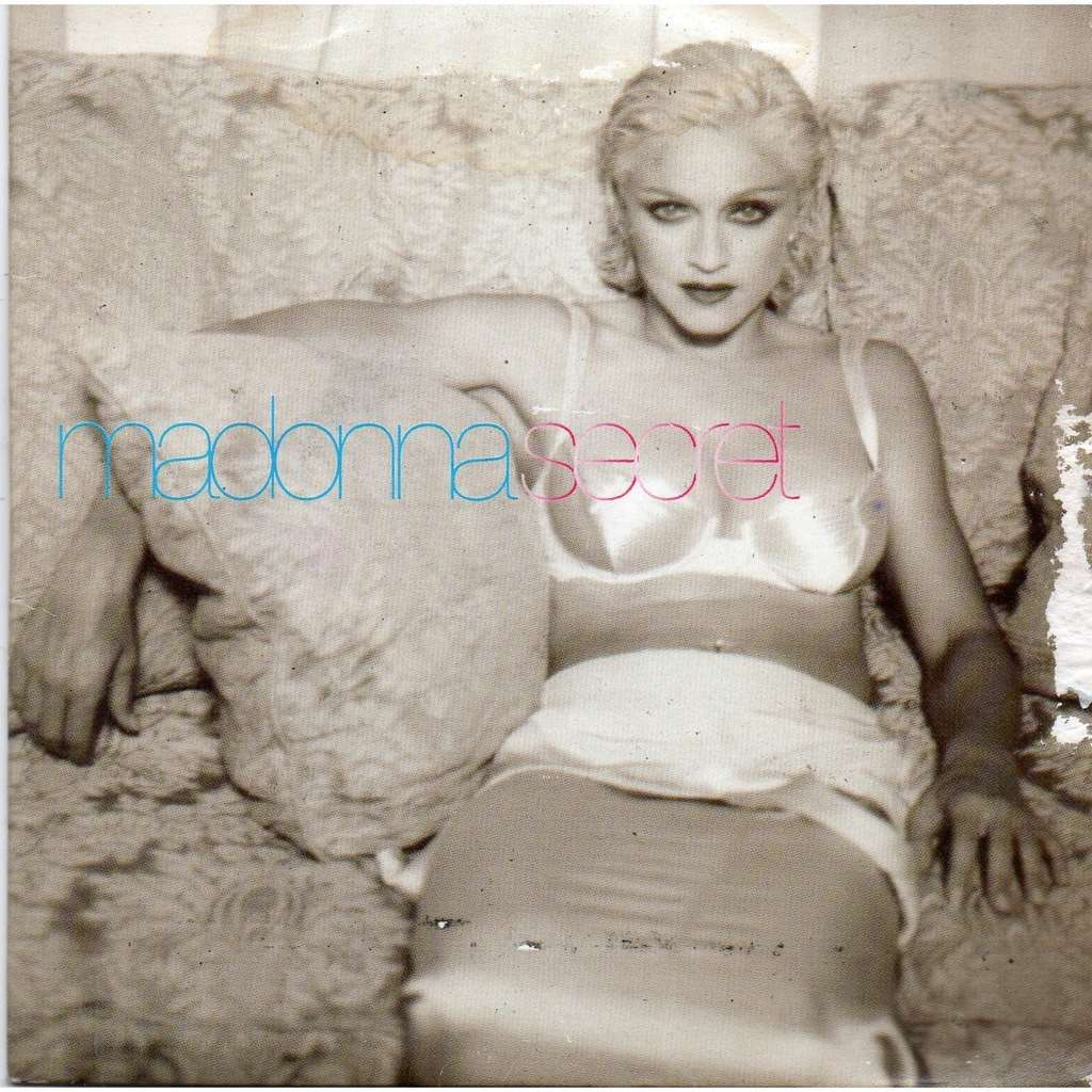 Secret Let Down Your Guard Rough Mix Edit By Madonna