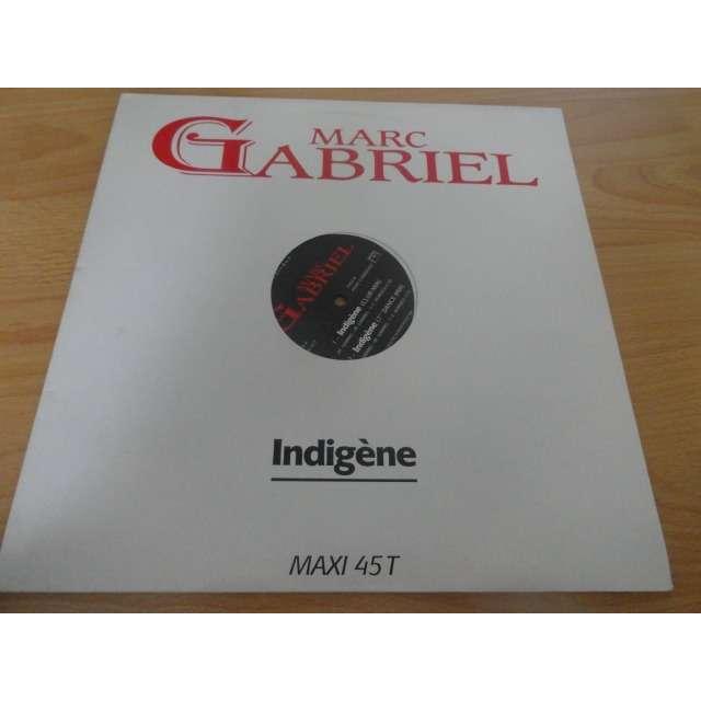 marc gabriel indigene