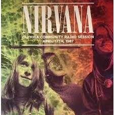 Nirvana Olympia Community Radio Session : April 17th 1987