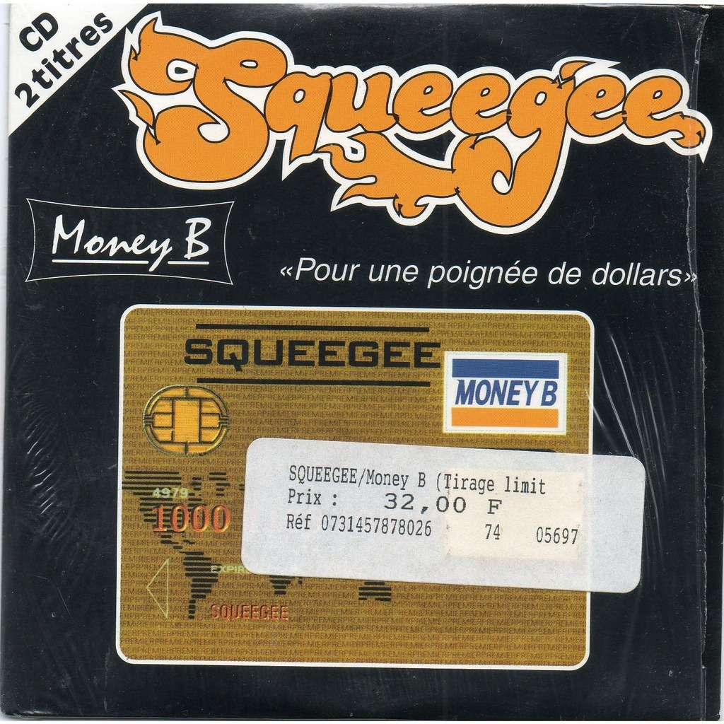 squeegee money b