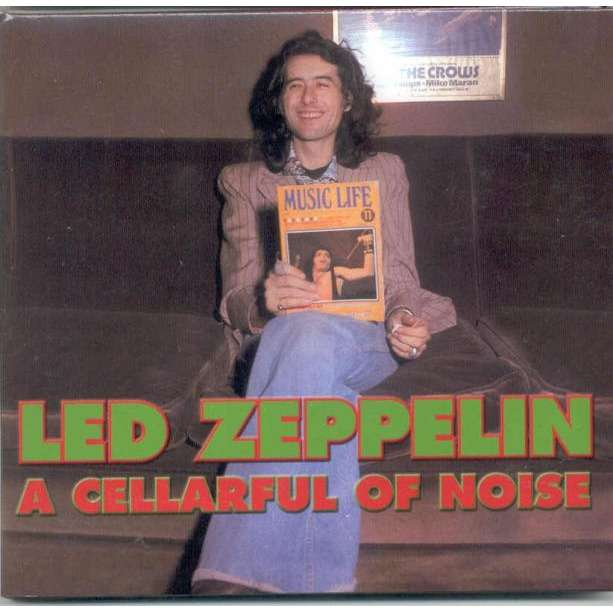 Led Zeppelin A Cellarful Of Noise (Festival Hall Osaka JP 29 09 1971)