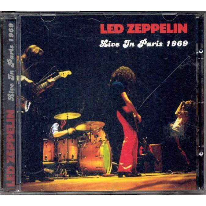 Live in paris 1969 (olympia fr 10.11.1969) by Led Zeppelin ...
