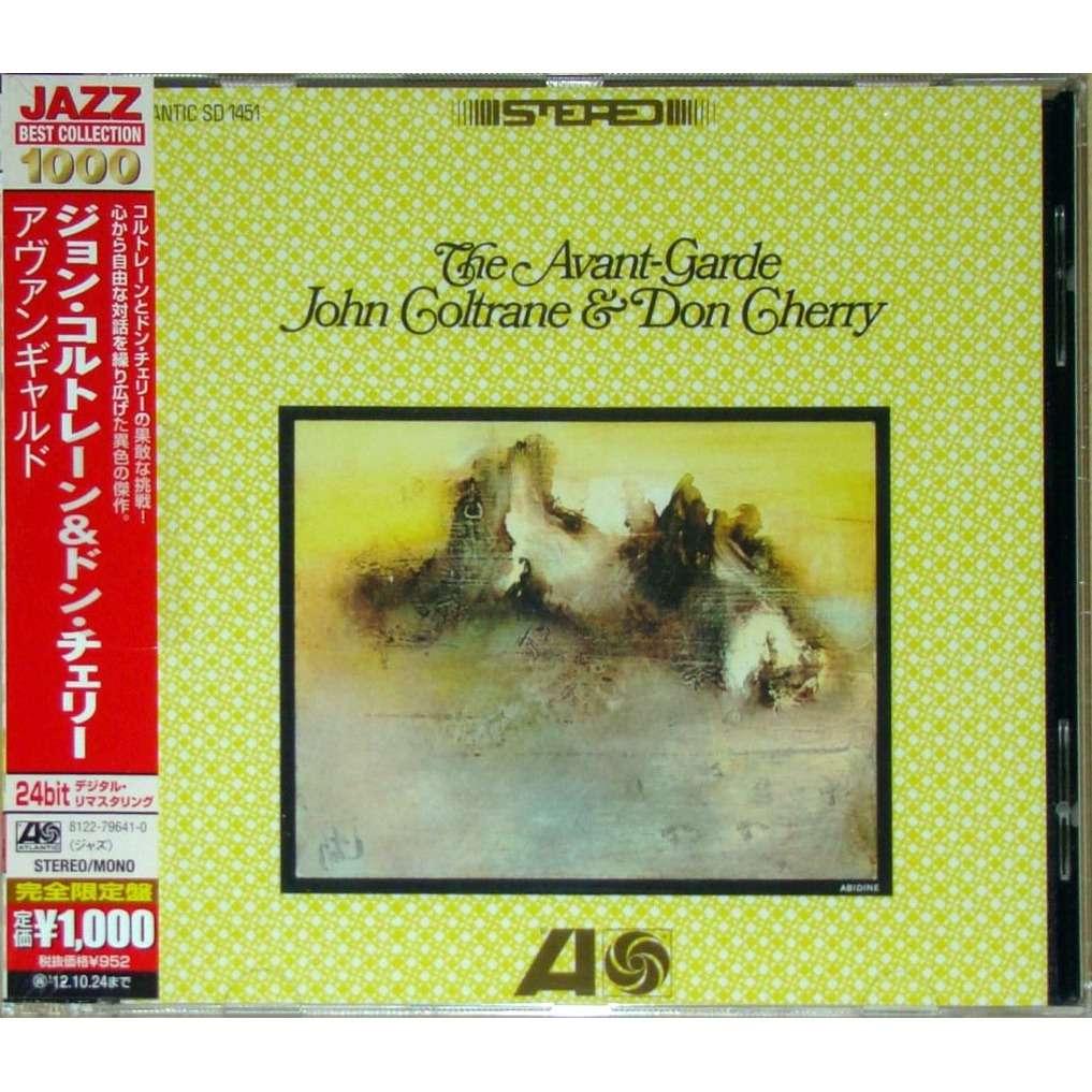 the avant garde john coltrane don cherry cd 売り手
