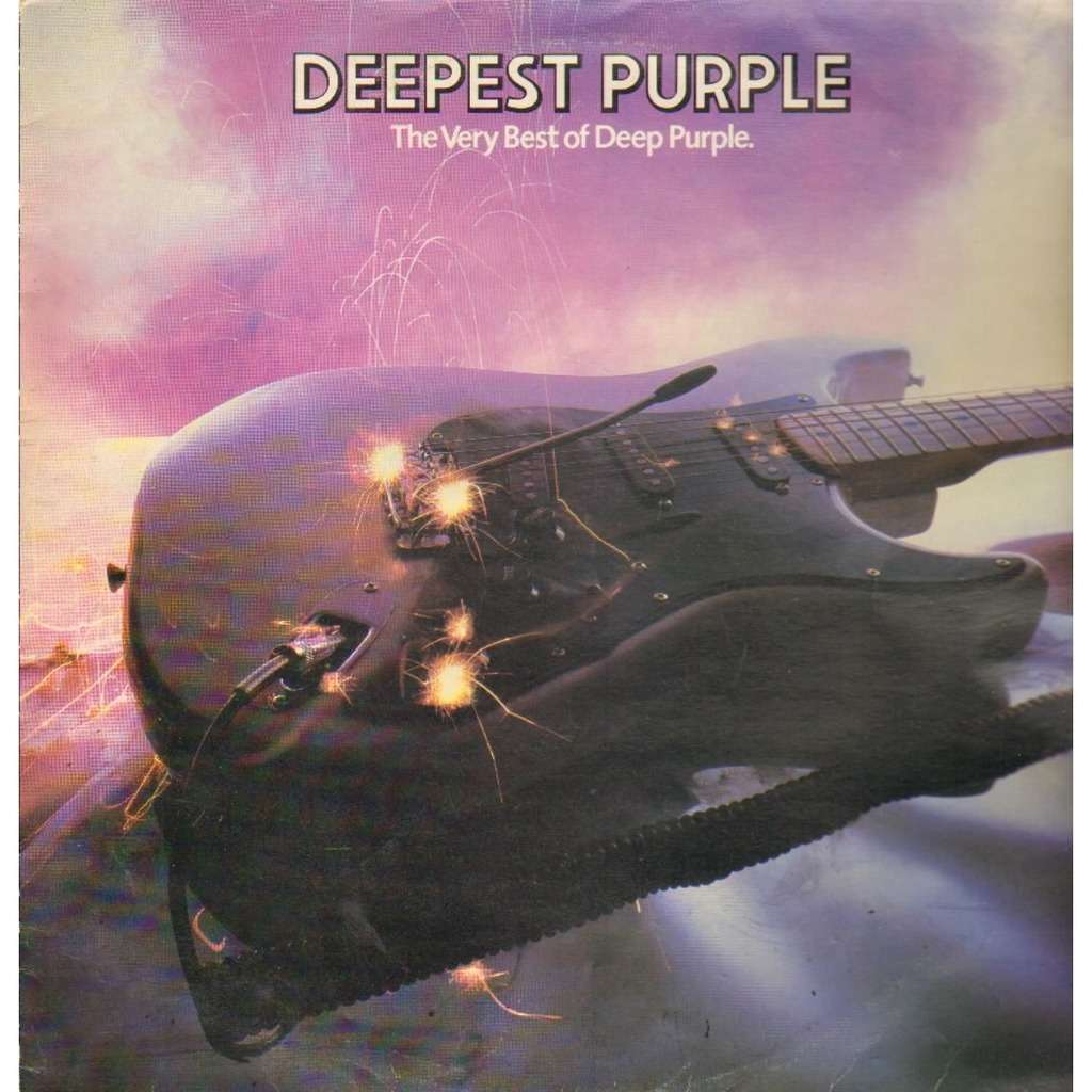 Deepest Purple The Very Best Of Deep Purple By Deep