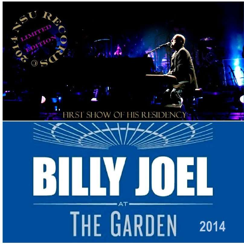 Live Madison Square Garden 2014 2cd By Billy Joel Cd X 2 With Zorro800 Ref 117733602