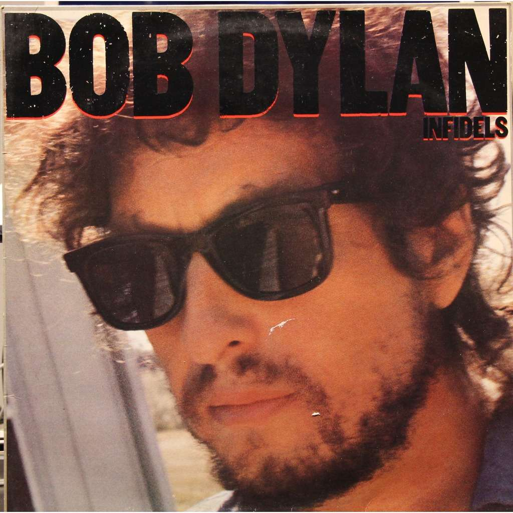 Infidels By Bob Dylan Lp With Playthatmusic Ref 117733679