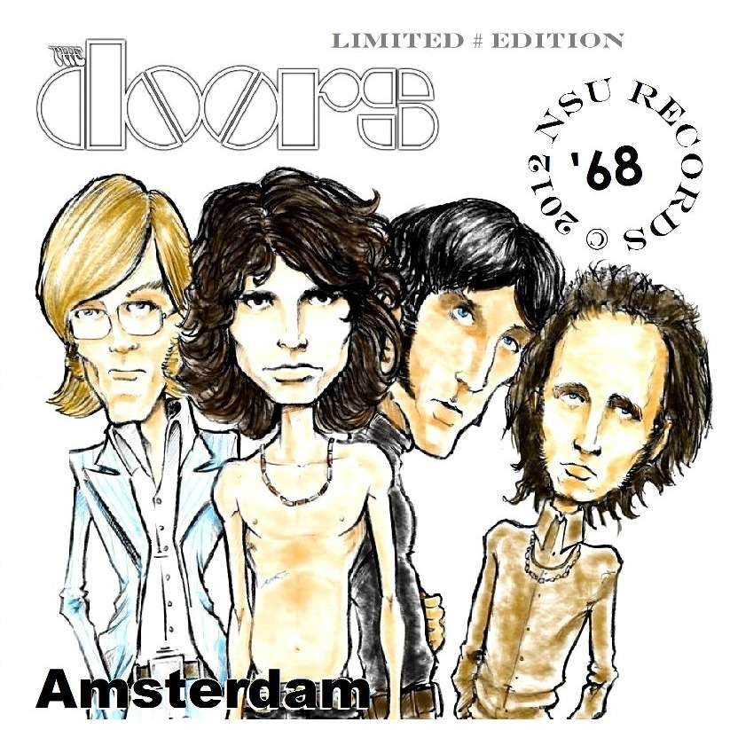 jim morrison \u0026 the doors LIVE IN AMSTERDAM 1968 SEPTEMBER 15 LTD CD