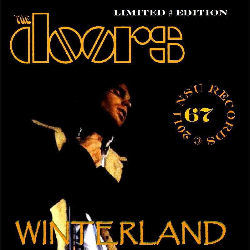 THE DOORS LIVE WINTERLAND ARENA 1967 DECEMBER 26-28 LTD  sc 1 st  CD and LP & Live winterland arena 1967 december 26-28 ltd by The Doors CD x 2 ...