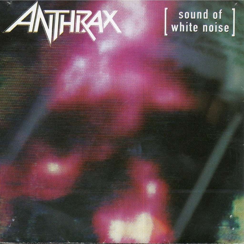 Sound Of White Noise By Anthrax Cd With Didierf Ref
