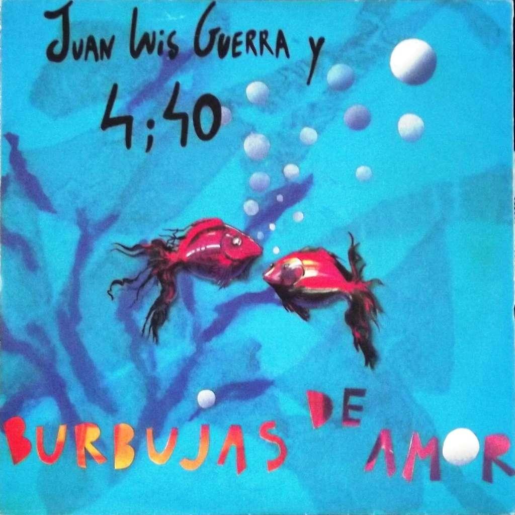 Burbujas De Amor By Juan Luis Guerra Sp With Vinyl59 Ref 117734889