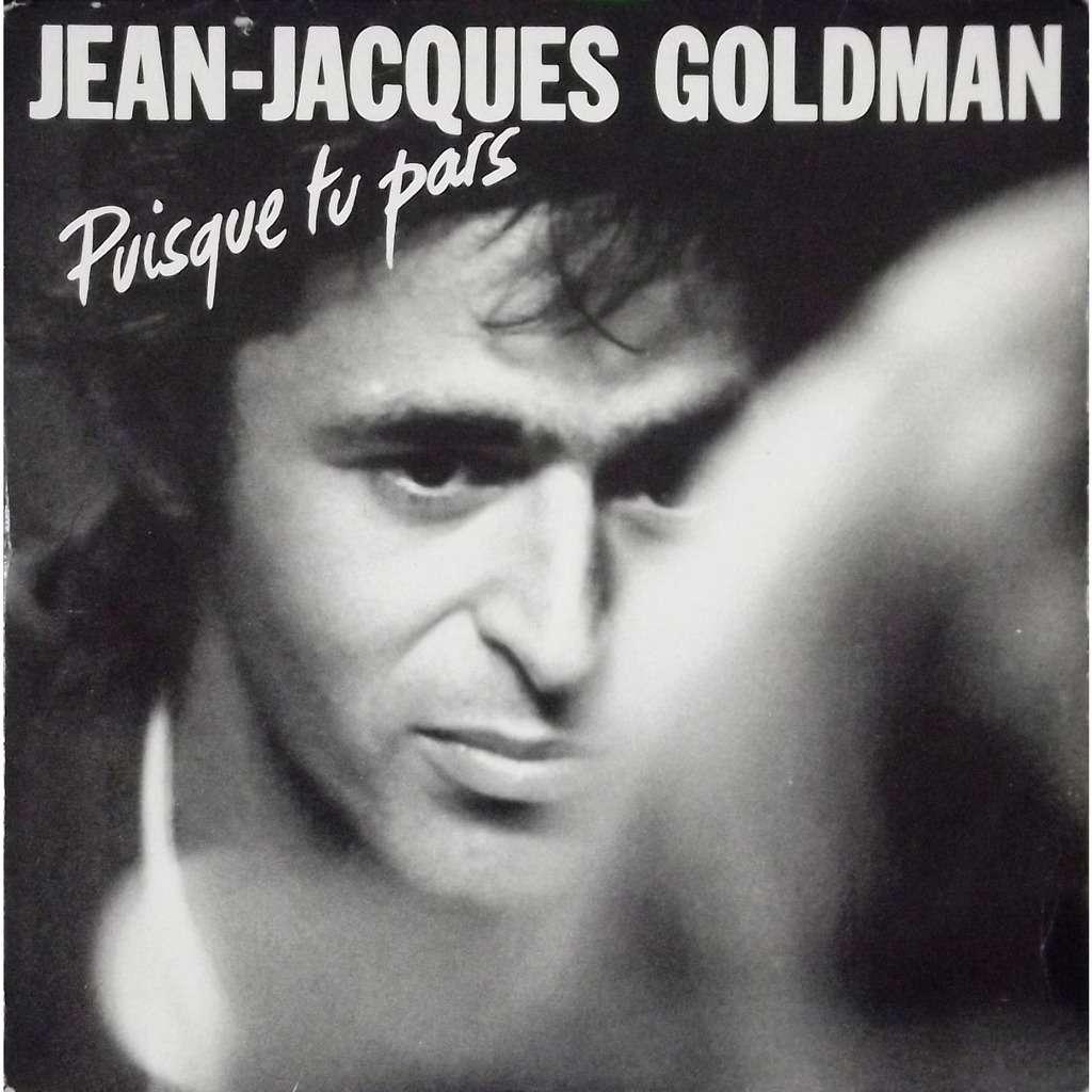 Jean-Jacques Goldman – Puisque tu pars….Voir la vidéo